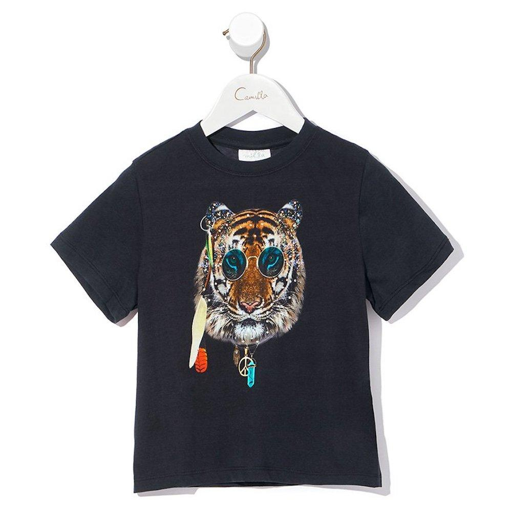Camilla Blackheath Betty SS Tee Tops & Tees - Tiny People Cool Kids Clothes