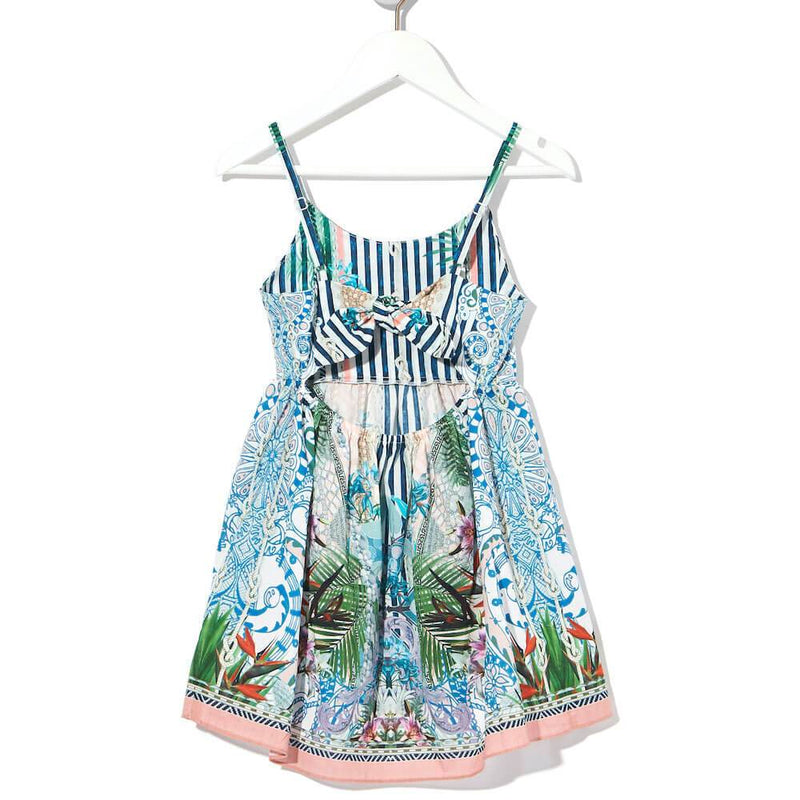 Beach Shack Tie Back Dress