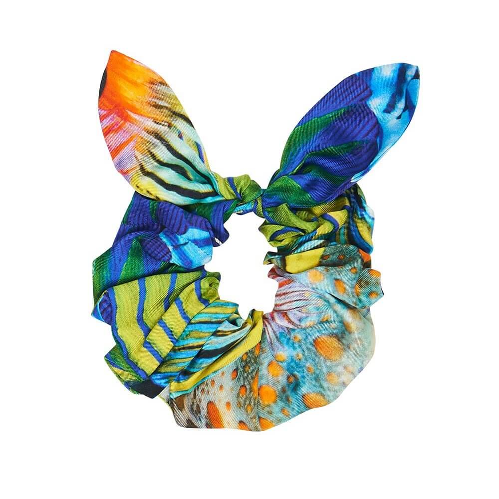Camilla Reef Warrior Scrunchie | Tiny People