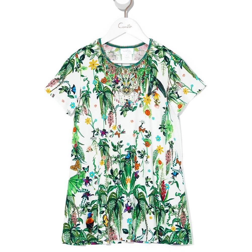 Camilla Daintree Darling T-Shirt Dress | Tiny People
