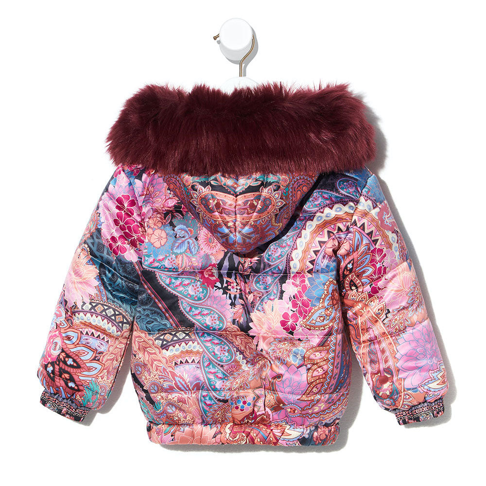 Mayfair Mary Reversible Puffer