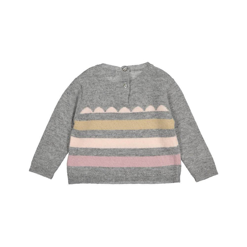 Knot Charlotte Knitted Sweater Shorts - Tiny People Cool Kids Clothes