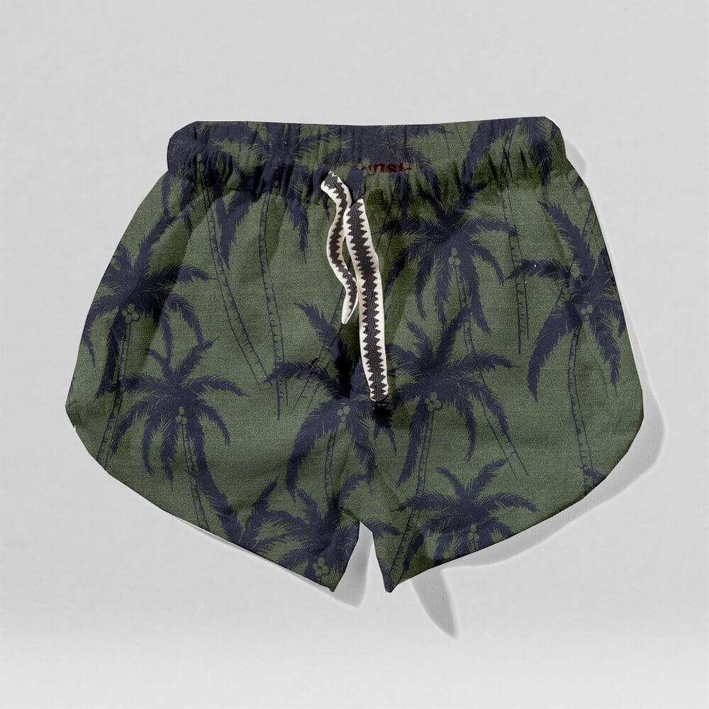 Mini Munster Coconuts Shorts | Tiny People