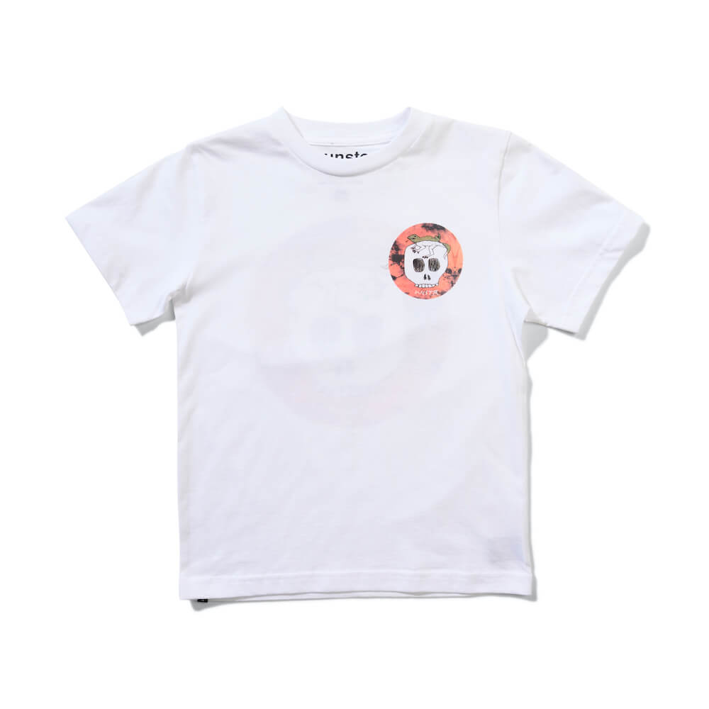 Munster Cocoskull Tee White | Tiny People
