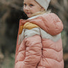 Eco-Puffer Dusty Rose