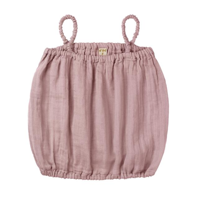 Numero 74 Chloe Top Dusty Pink Tops & Tees - Tiny People Cool Kids Clothes