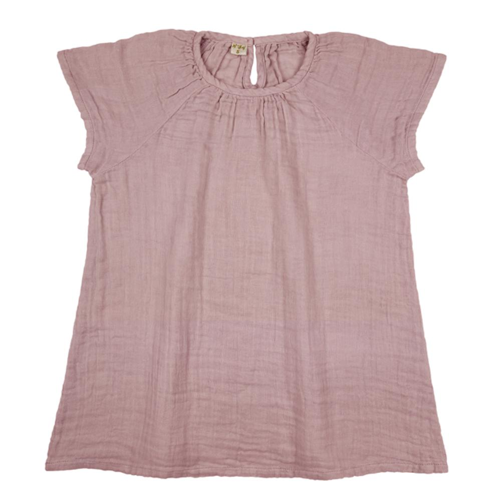 Numero 74 Clara Dress Dusty Pink | Tiny People