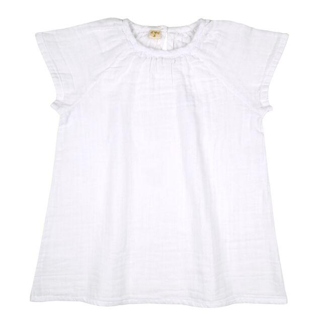 Numero 74 Clara Dress White | Tiny People