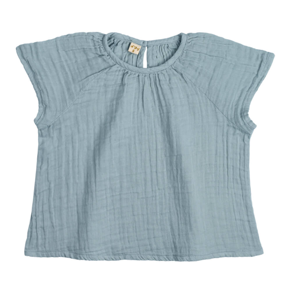 Numero 74 Clara Top Sweet Blue | Tiny People