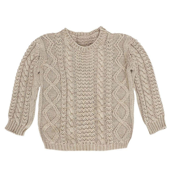 Bella & Lace Patty Jumper Stone - Tiny People Cool Kids Clothes Byron Bay