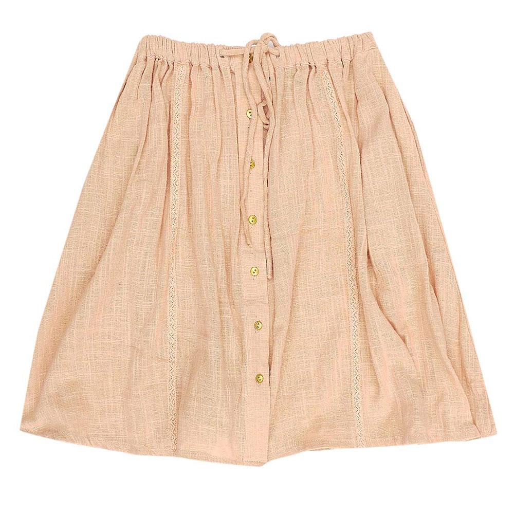 Bella & Lace Sunny Skirt Wild Rose - Tiny People Cool Kids Clothes Byron Bay