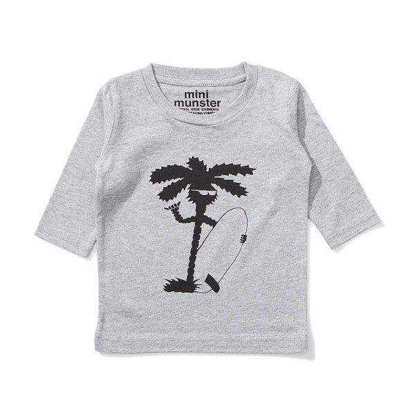 Mini Munster Palmer Tee - Tiny People Cool Kids Clothes Byron Bay