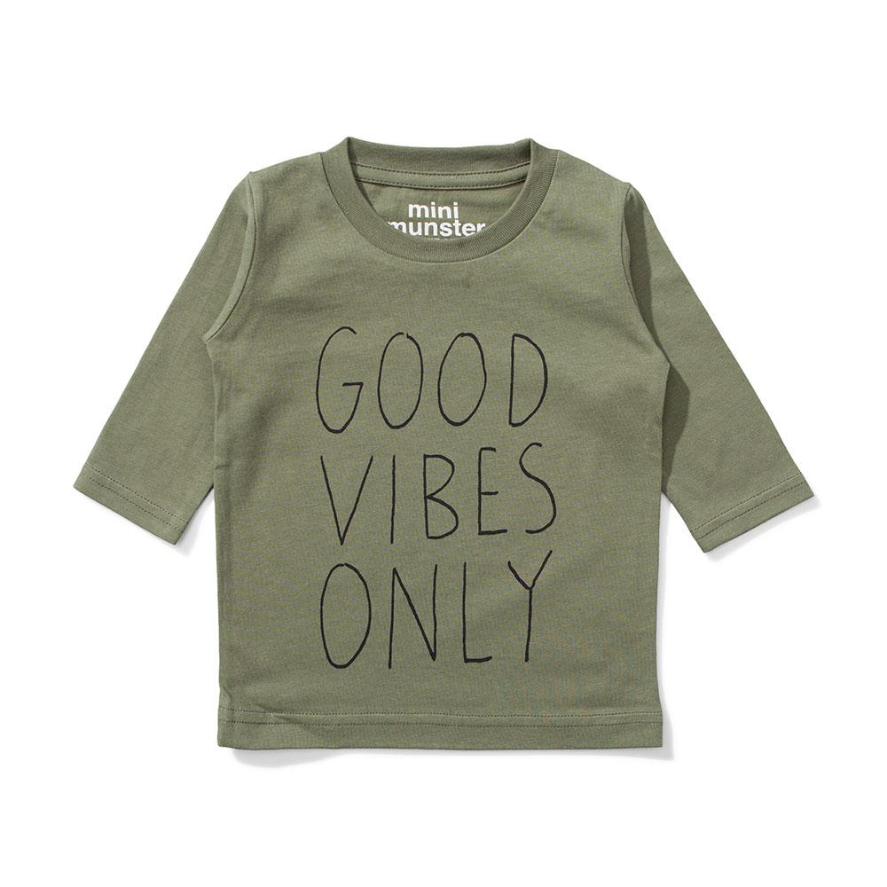 Mini Munster Vibes Tee - Tiny People Cool Kids Clothes Byron Bay
