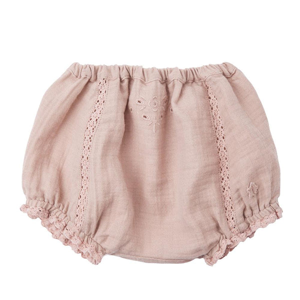 Tocoto Vintage Lace Bloomer Pink - Tiny People Cool Kids Clothes Byron Bay