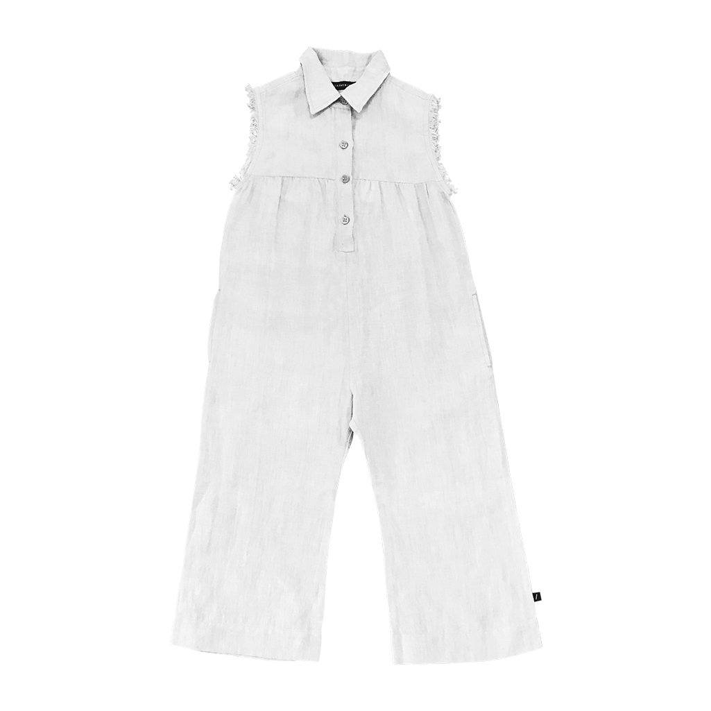 Feather Drum Dillon Jumpsuit Girls Jumpsuits - Tiny People Cool Kids Clothes