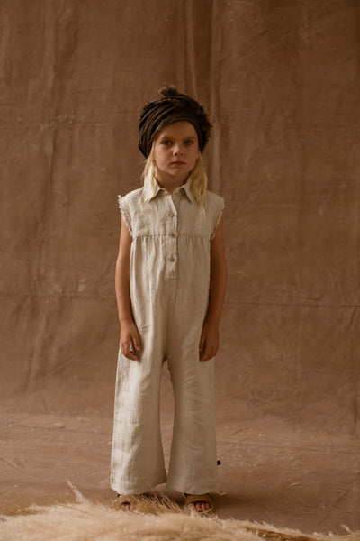 Feather Drum Dillon Jumpsuit - Tiny People Cool Kids Clothes Byron Bay