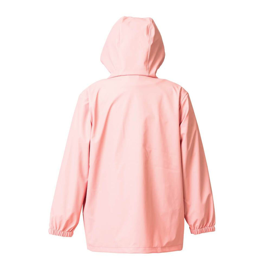 Crywolf Play Jacket Blush Rain Coat at Tiny People Shop Australia.