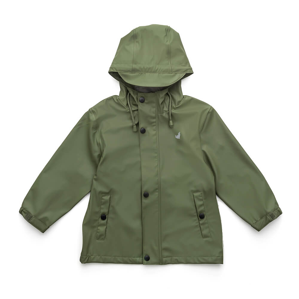 Crywolf Play Jacket Khaki | Tiny People