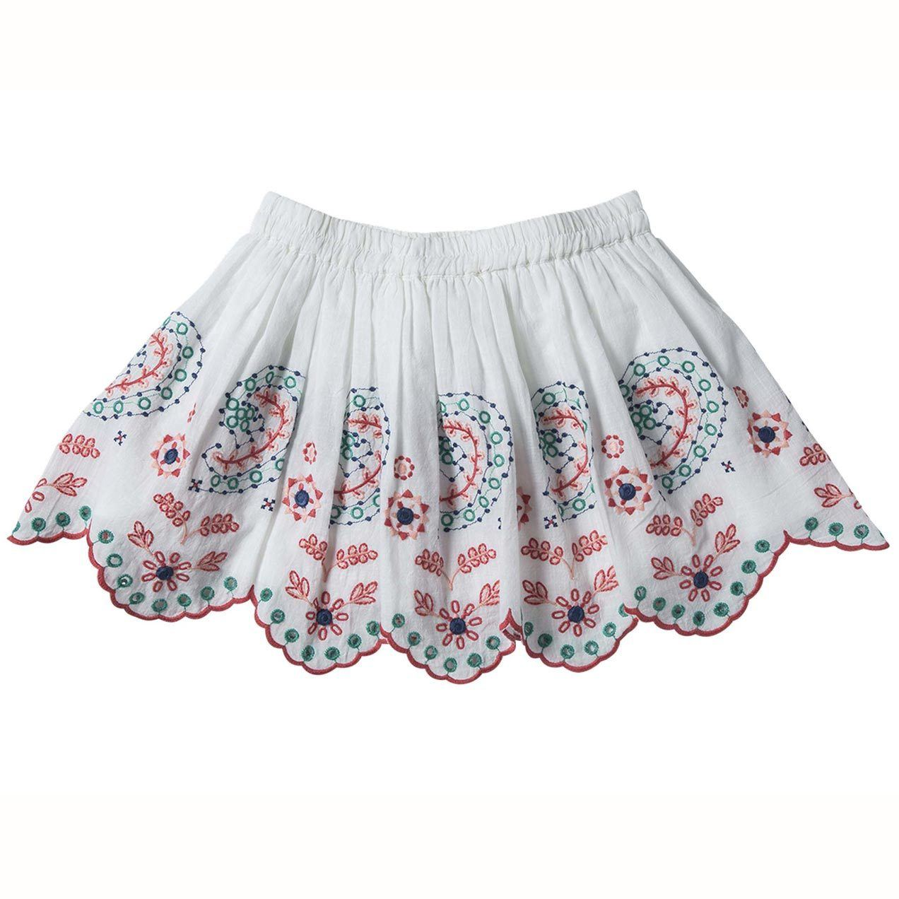 Bonheur Du Jour Mila Skirt Skirts, Girls bottoms, bottoms, girls - Tiny People Cool Kids Clothes
