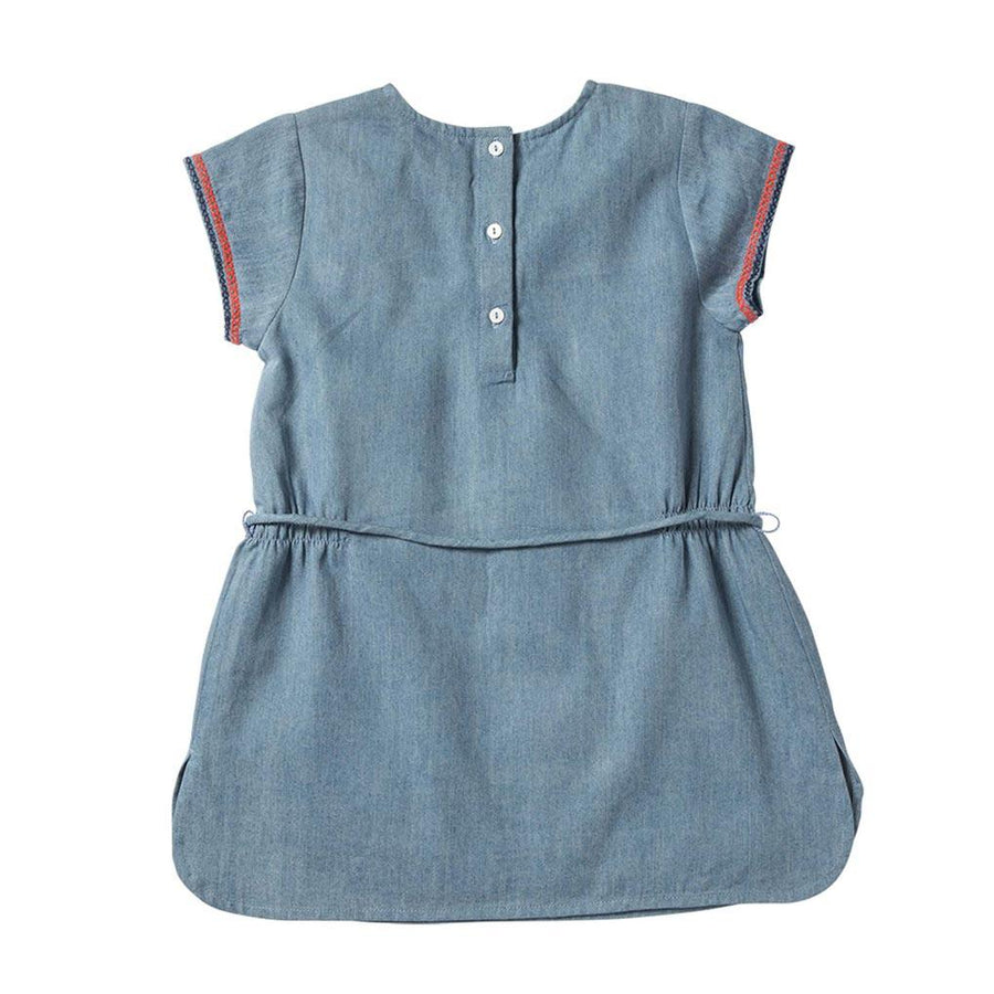 Bonheur Du Jour Roma Dress - Tiny People Cool Kids Clothes Byron Bay