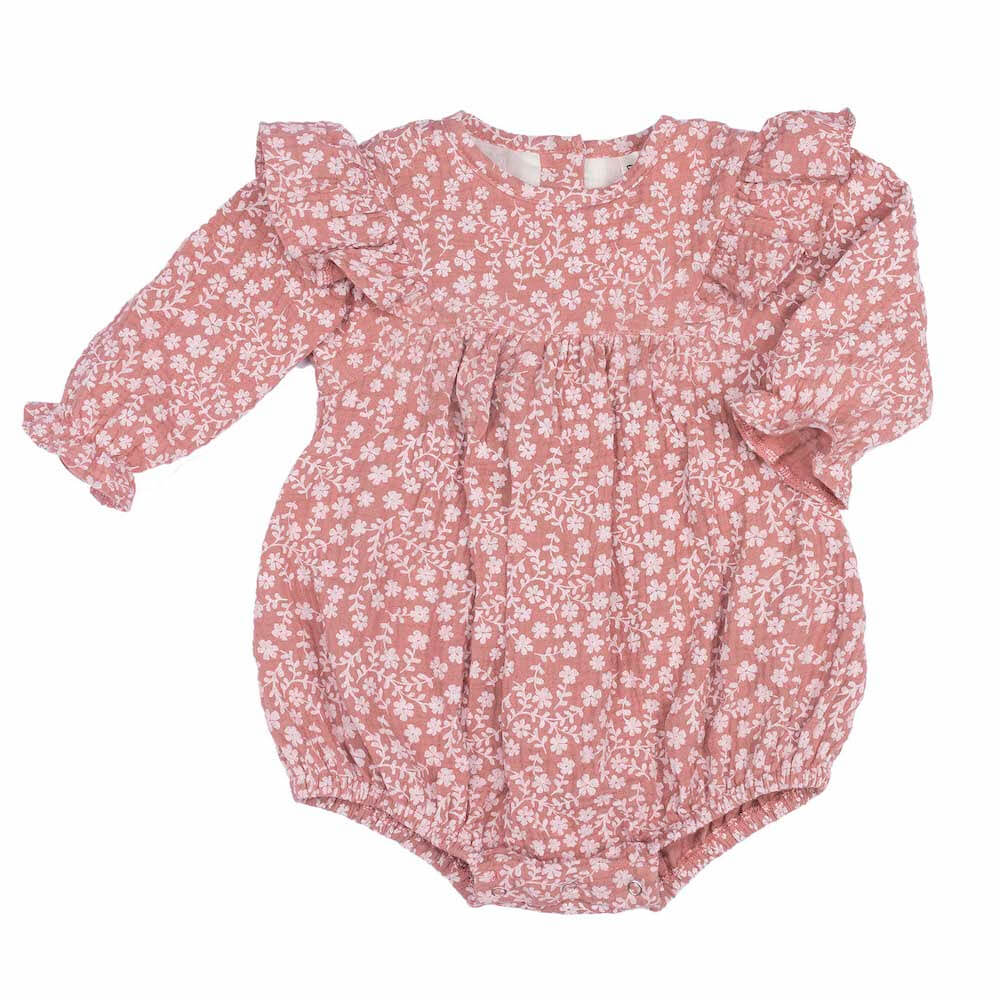 Wild Wawa Clover Playsuit Star Dust | Tiny People