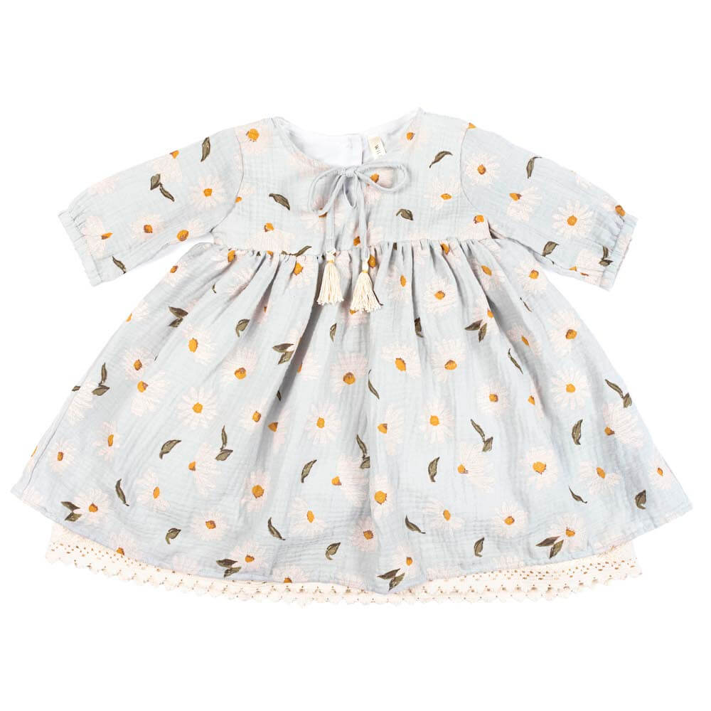 Wild Wawa Lailah Dress Daisy | Tiny People