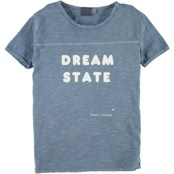 Tocoto Vintage Dream State T-Shirt - Tiny People Cool Kids Clothes Byron Bay