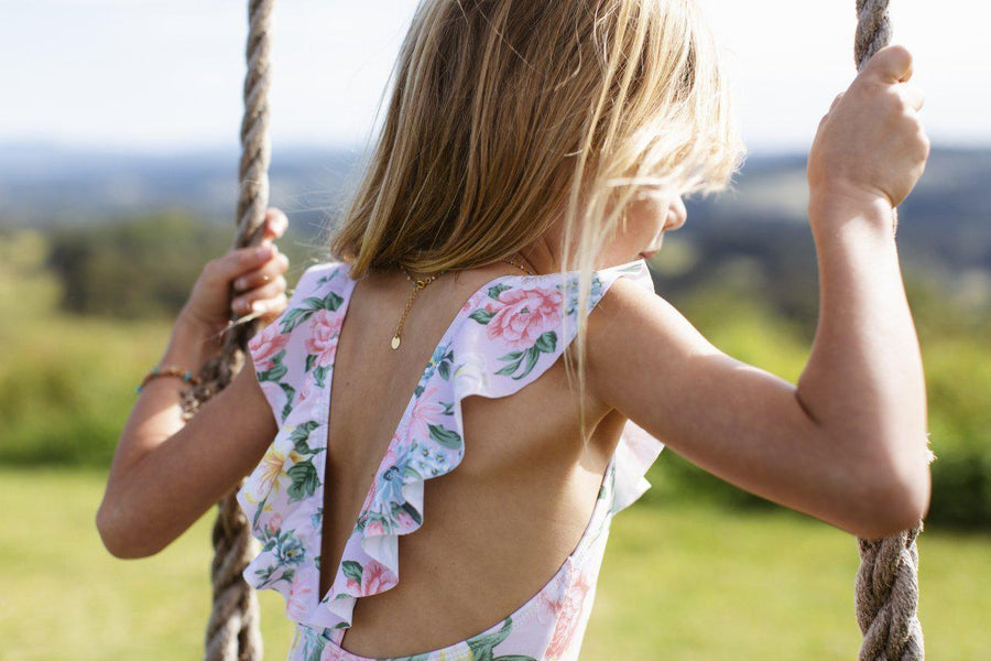 KAISEA SWIMWEAR Eden One Piece **PRE ORDER** - Tiny People Cool Kids Clothes Byron Bay