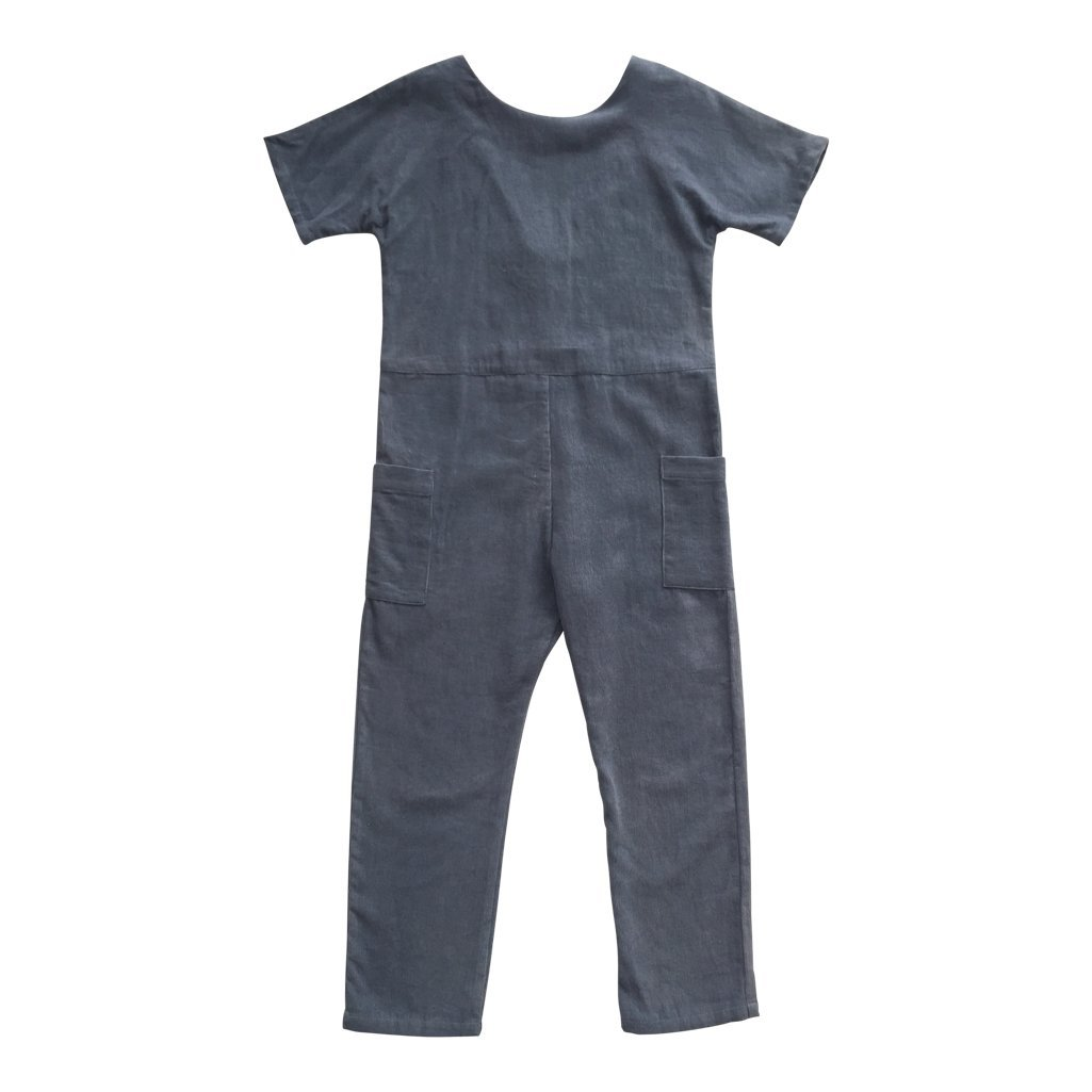 Corey Jumpsuit Bluemoon
