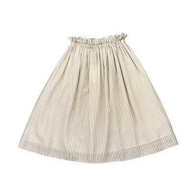 Feather Drum Women's Daria Midi Skirt at Tiny People.