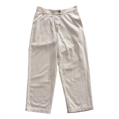 Feather Drum Women's Ainsley Pant in Whisper at Tiny People Shop Australia.