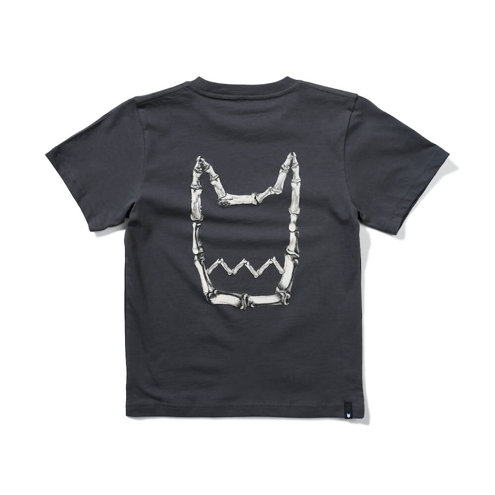 Munster Fly The Flag Tee Charcoal | Tiny People