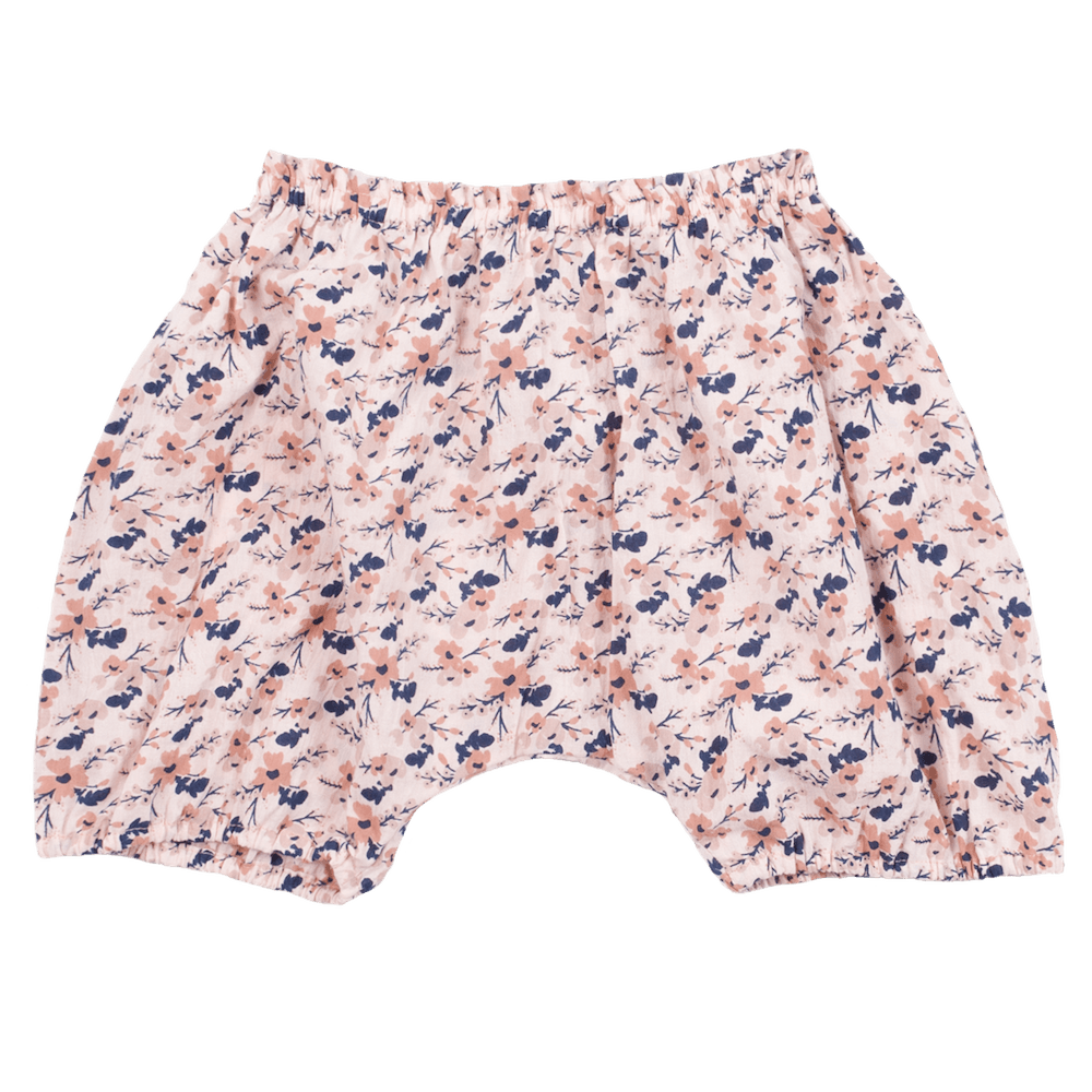 Fox & Horn Little Bloomers - Floral Bloomers - Tiny People Cool Kids Clothes