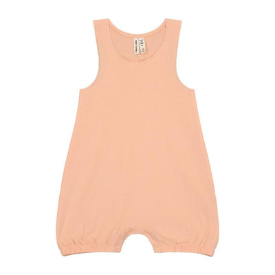 Gray Label Baby Sleeveless Onesie Pop Baby Onesies & Rompers - Tiny People Cool Kids Clothes