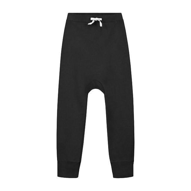 Baggy Pants Seamless Nearly Black