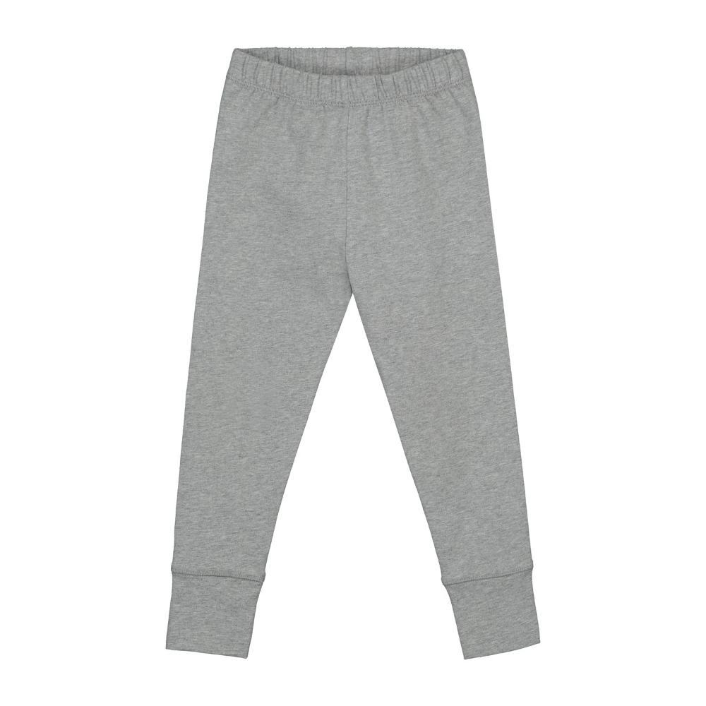 Gray Label Leggings Grey Melange Pants & Leggings - Tiny People Cool Kids Clothes