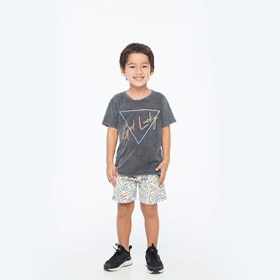 Zuttion Get Lucky Tee - Tiny People Cool Kids Clothes Byron Bay