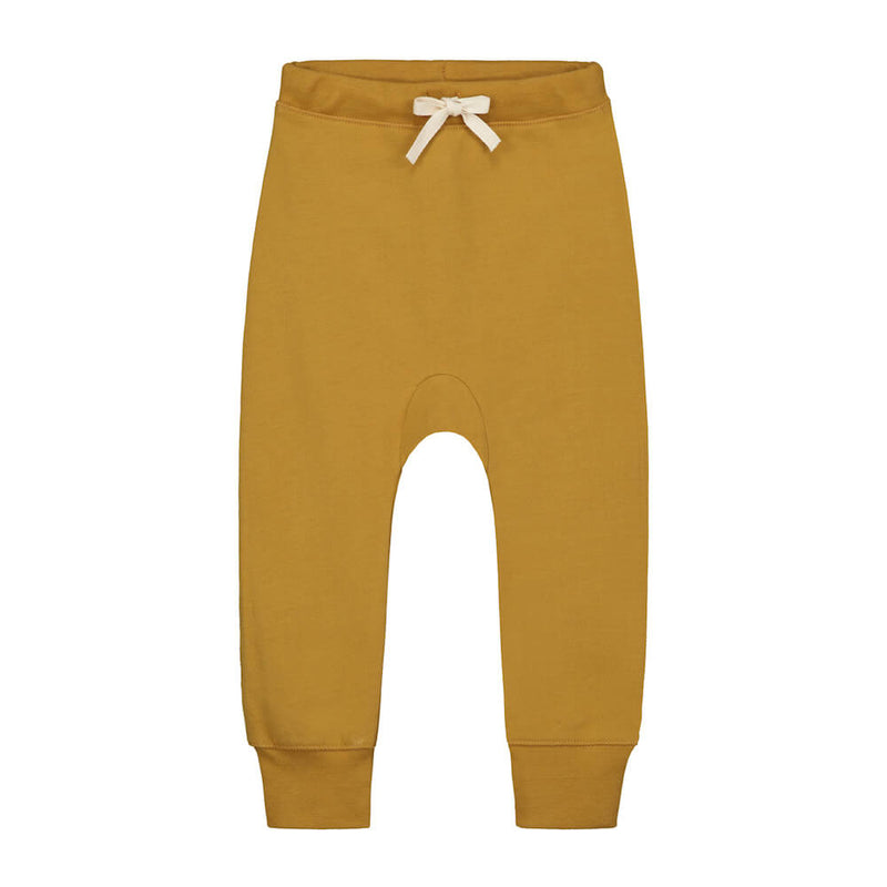 Gray Label Baggy Pants (Mustard) | Tiny People