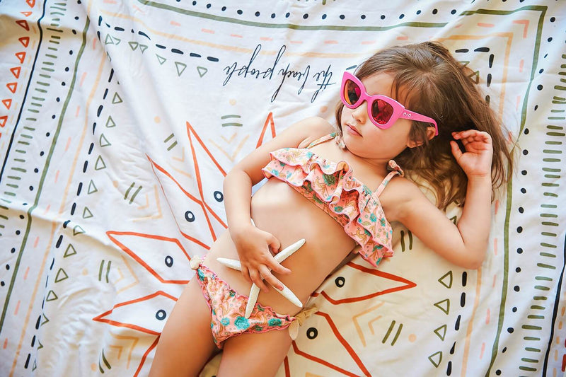 Louise Misha x Tiny People Zacata Bikini | Exclusive Limited Edition