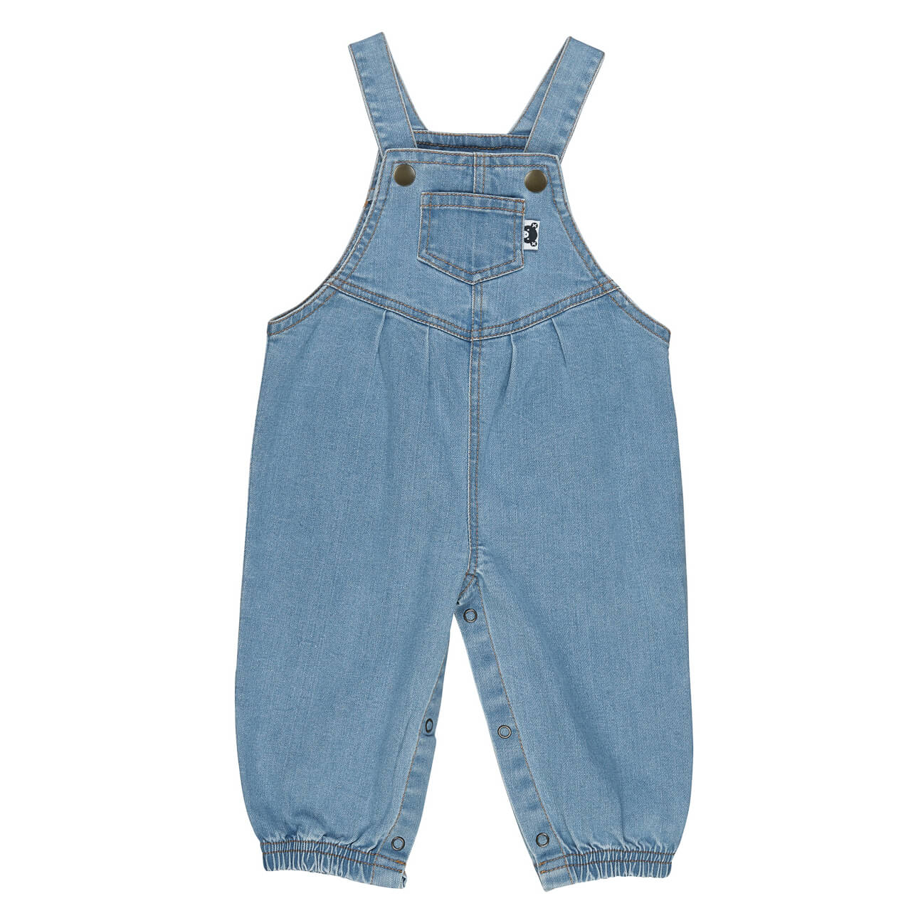 Huxbaby Denim Overalls | Tiny People