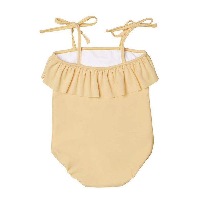 Huxbaby Banana Swimsuit Girls Swimwear - Tiny People Cool Kids Clothes