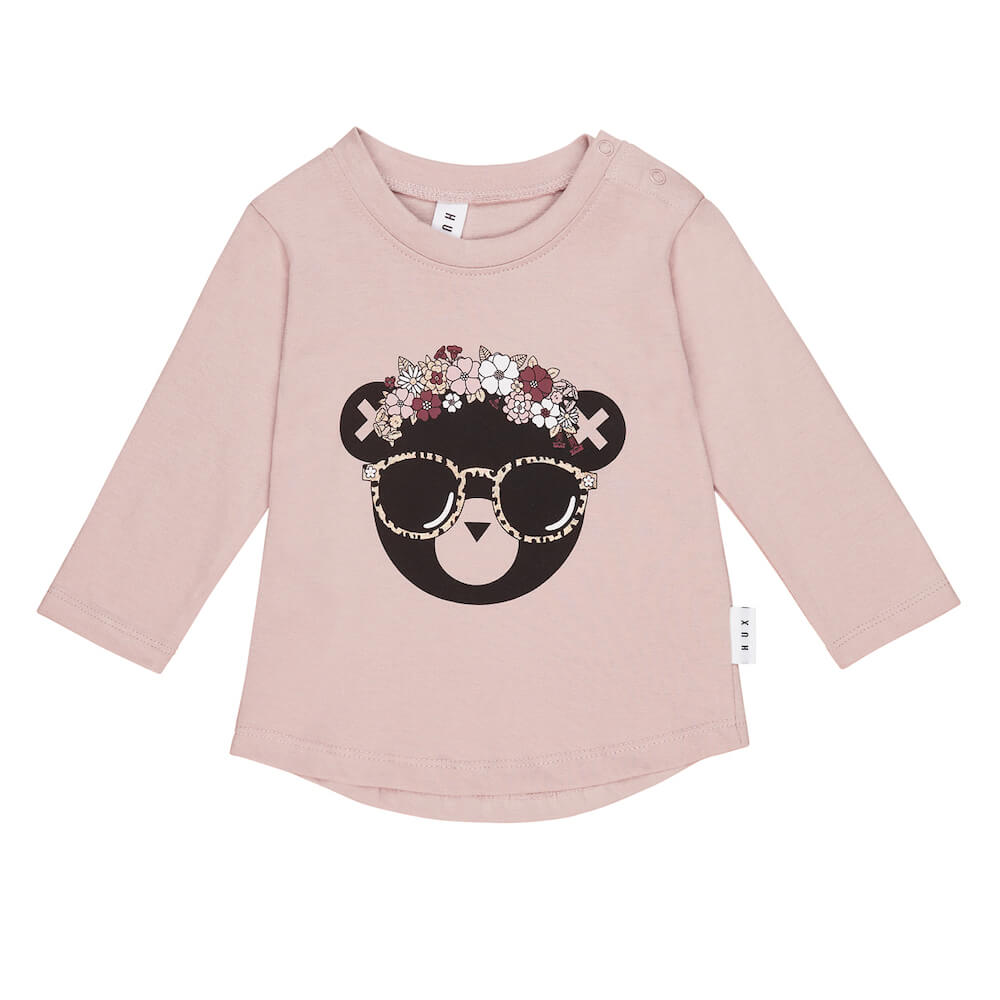 Huxbaby Floral Hux Top | Tiny People