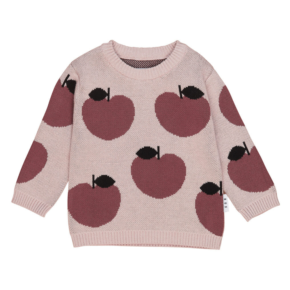Huxbaby Apple Knit Jumper | Tiny People