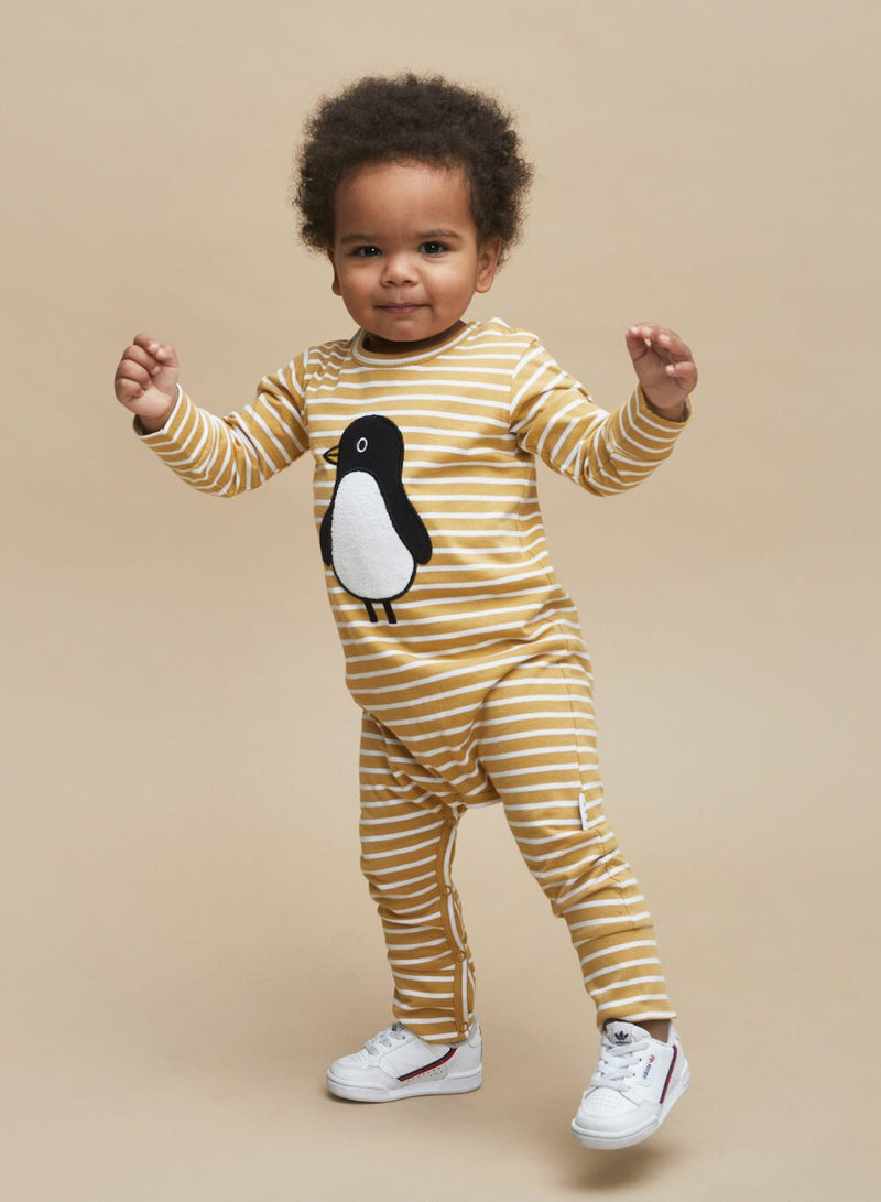 Huxbaby Penguin Romper | Tiny People