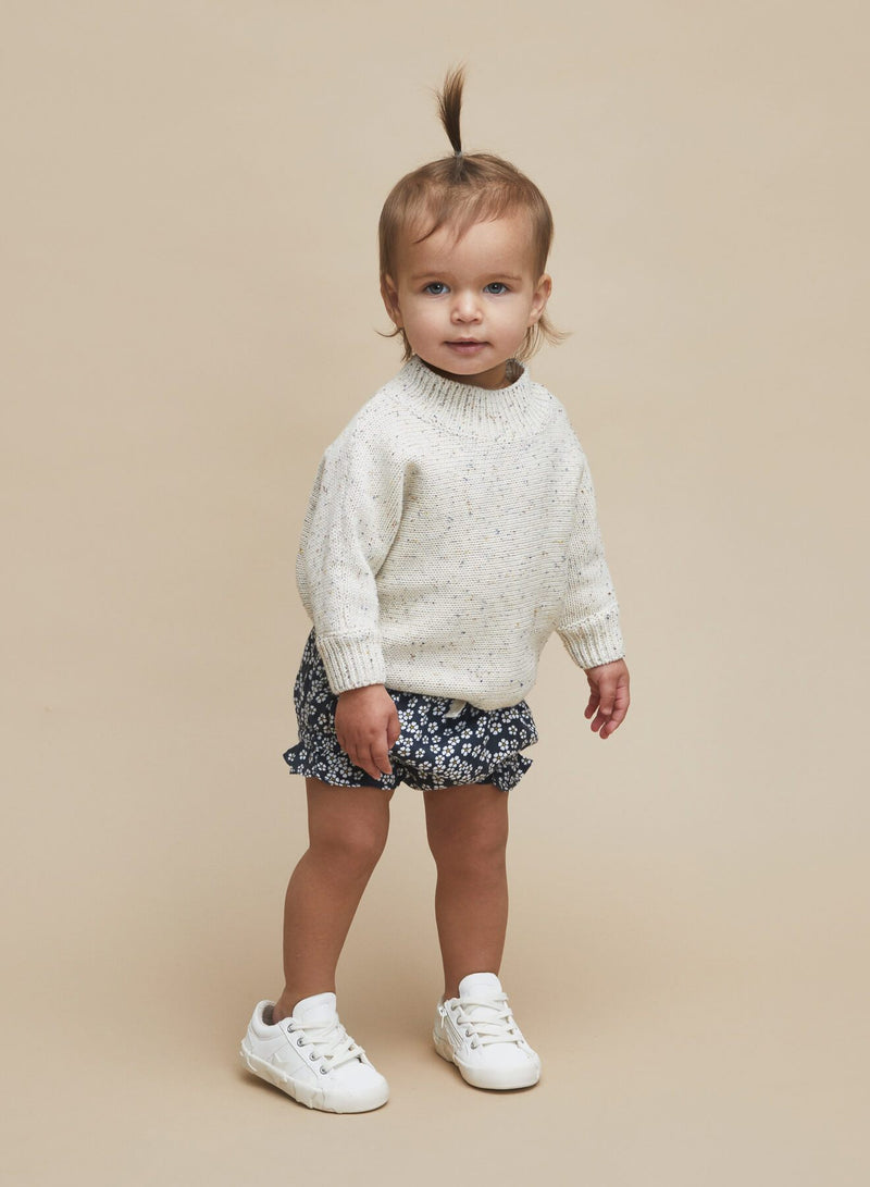 Huxbaby Cream Sprinkles Jumper | Tiny People