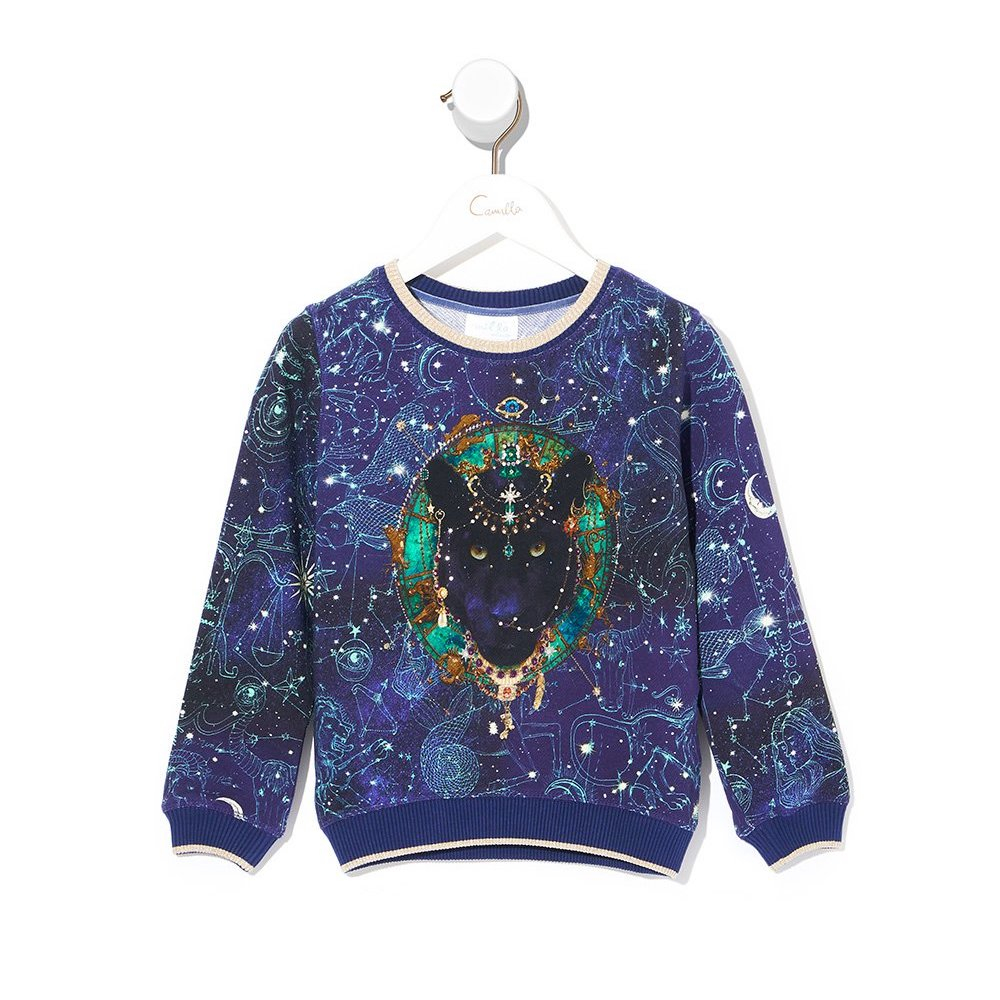 Camilla Stargazers Daughter Sweater | Tiny People