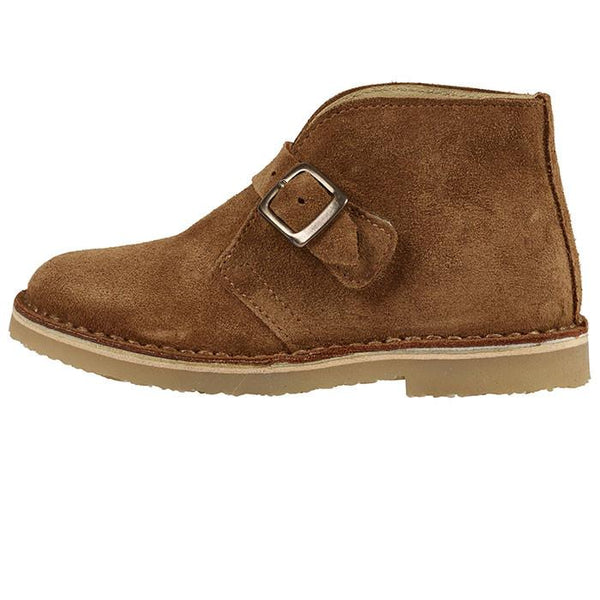 Young Soles Desert Boot Nutmeg - Tiny People shop
