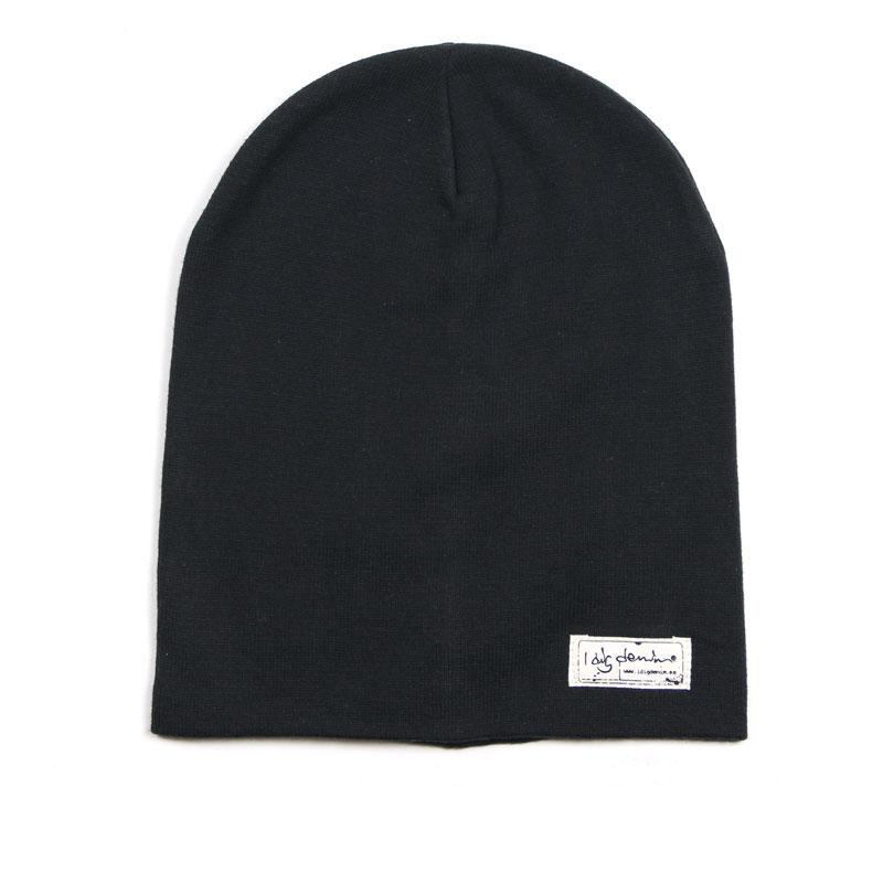 I Dig Denim Leon Beanie boys accessories - Tiny People Cool Kids Clothes