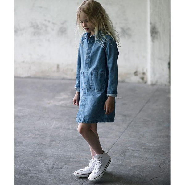 I Dig Denim Liana Denim Coat - Tiny People Byron Bay