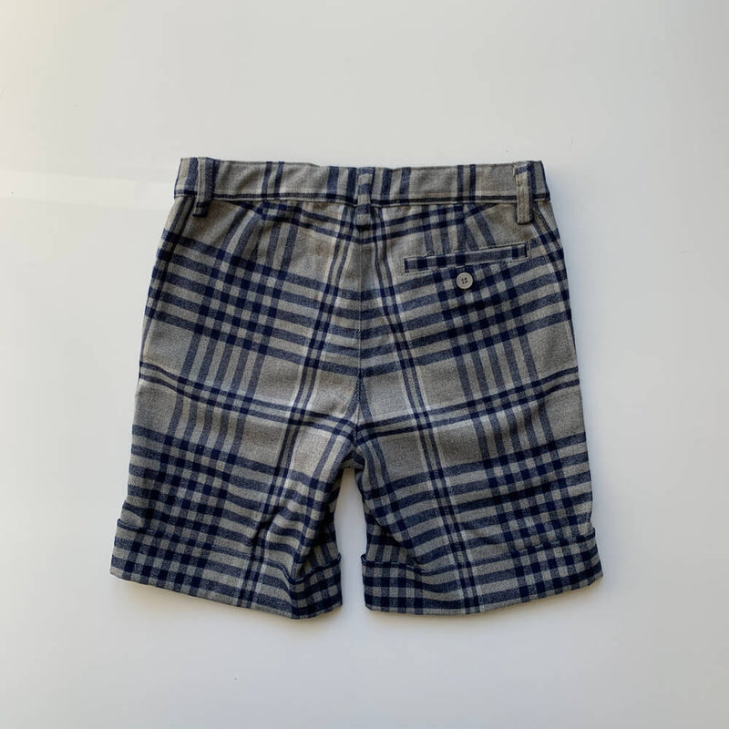 il Gufo Bermuda Technowool Shorts | Tiny People